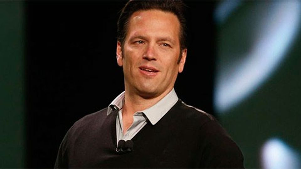 Phil Spencer, CEO de Xbox