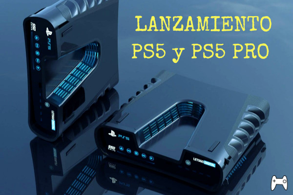 Play Station 5 y PS5 PRO